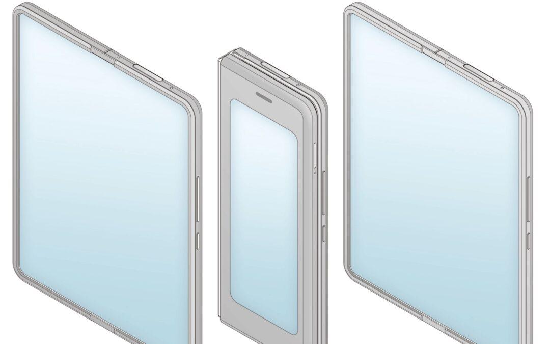 Xiaomi vraagt patent aan voor opvouwbare smartphones